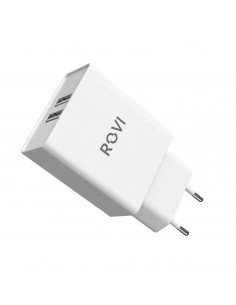 Rovi Travel Charger 2USB